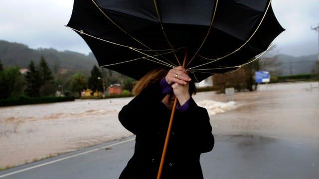 Unberechenbare Winde fordern Todesopfer