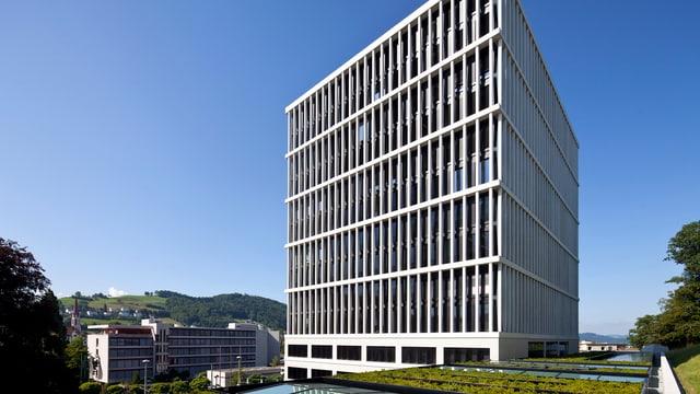 Das Bundesverwaltungsgericht in St. Gallen.