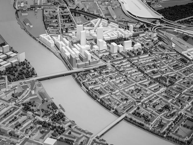 Vorschlag von Diener & Diener aus Basel