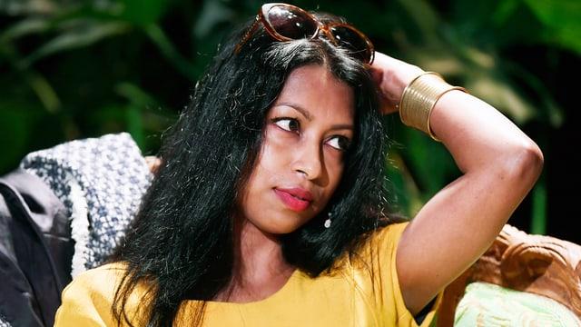 Porträt der Autorin Shumona Sinha