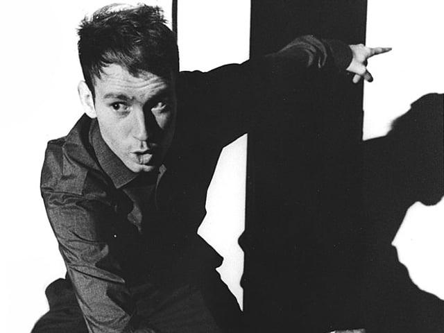 Franz Hohler 1965 in «Pizzicato».