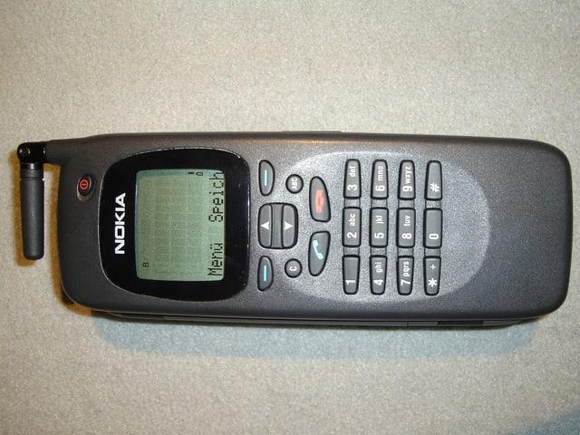 """Nokia 9000 Communicator"""