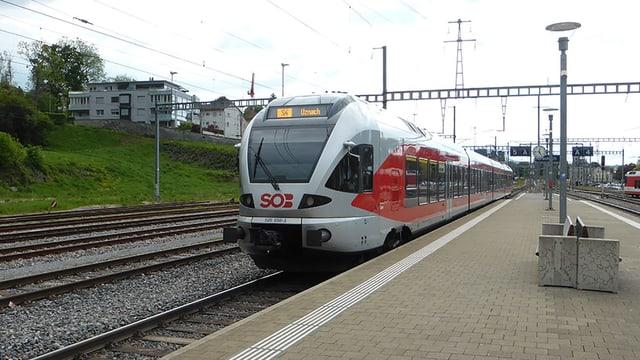 Zug S4