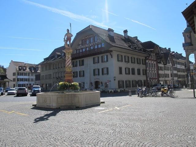 Thutplatz Zofingen
