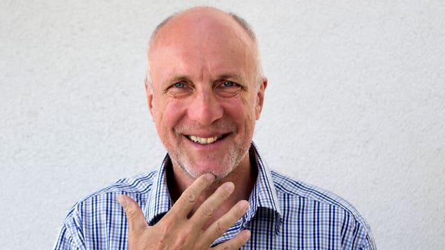 Porträt des Spielforschers Rainer Buland