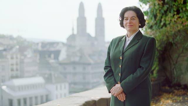 Portrait Ursula Koch.