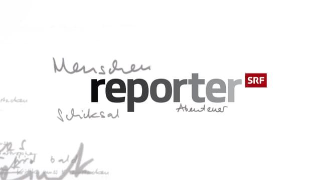 Sendungshinweis Reporter