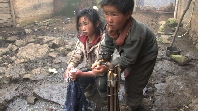 Szene aus dem chinesischen Dokumentarfilm «Three Sisters».