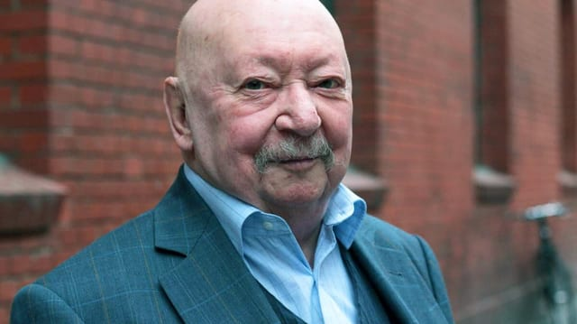 Schriftsteller Günter Kunert
