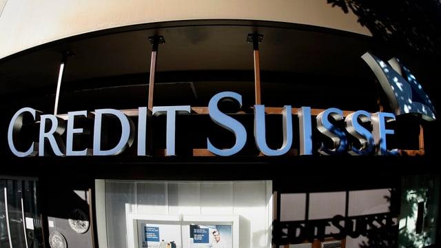 Purtret da la Credit Suisse