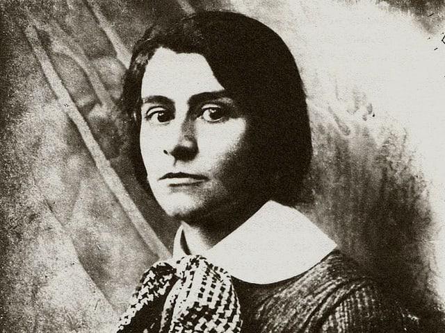Porträt von Else Lasker-Schüler