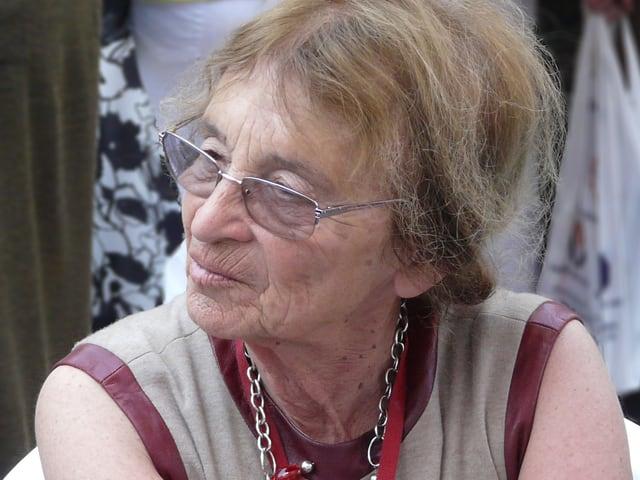 Porträt Agnes Heller