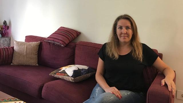 Aktivistin und Assistenzprofessorin Carmen Geha.