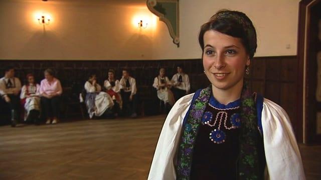 Video «Minderheiten in Europa: Die Siebenbürgen Sachsen (11/13)» abspielen