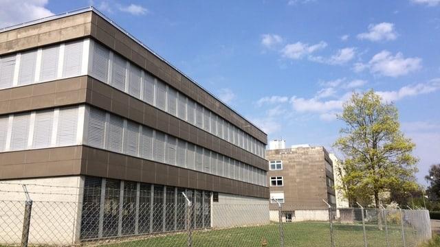Kaserne in Lyss