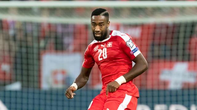 Johan Djourou, hier im Dress der Schweizer Nationalmannschaft.
