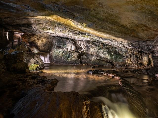 St. Beatus-Höhle