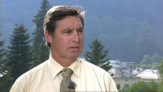 Gian Duri Ratti il nov president da la plaiv d'Engiadin'Ota.