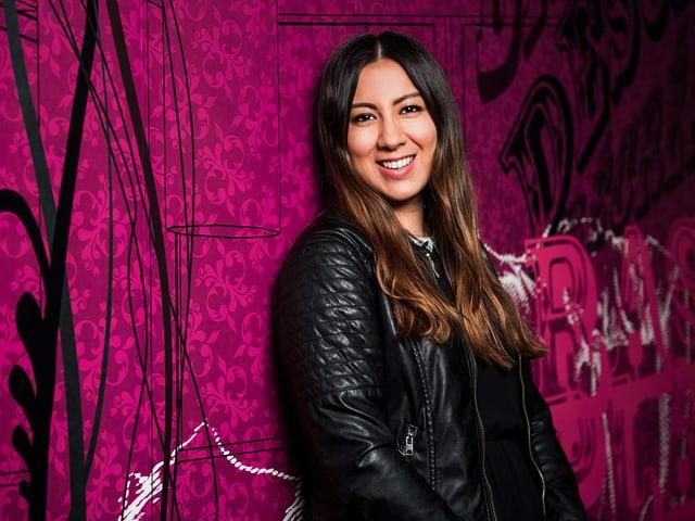 Tamara Ambrosini, Projektleiterin «SRF Purple Nights»