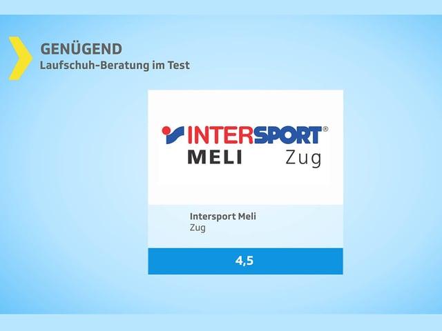 Intersport Meli Zug