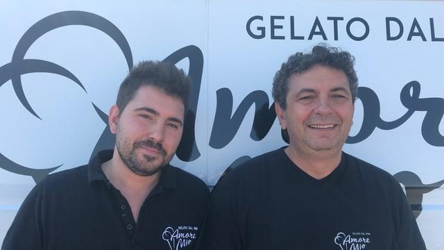 Fabio und Paolo Palumbo