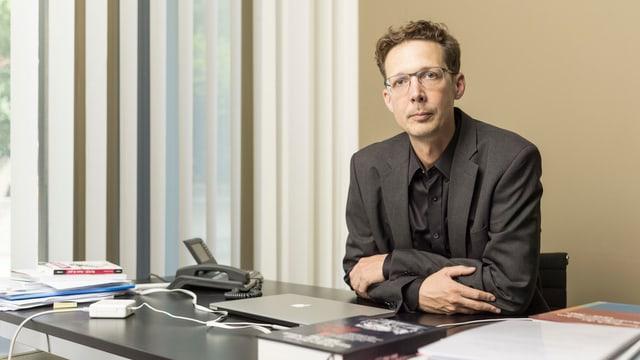 Politologe Michael Hermann: «Jeder hat Werte und darf sagen, wofür er einsteht»