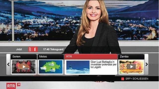 20-01-2016, Cuira - Offerta da Smart TV RTR+