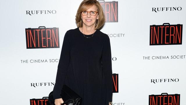 Drehbuchautorin und Regisseurin Nancy Meyers.