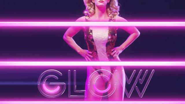 Das Comedy-Drama «Glow» ist auf Netflix verfügbar.