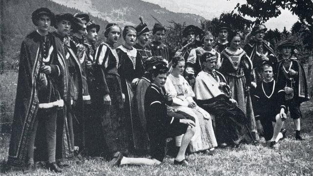 Gruppa d'acturs giuvenils