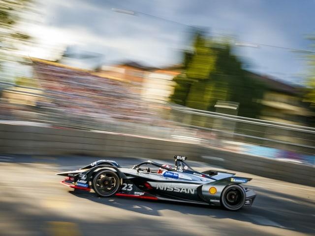 Formel-E-Fahrer Buemi