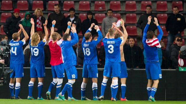 Dnjepropetrowsk qualifizierte sich souverän für die K.o.-Phase.