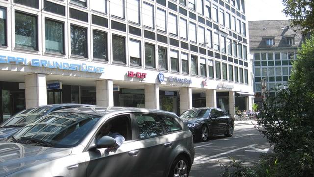 Union-Gebäude St.Gallen