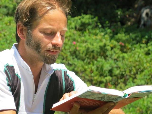 Urs Mannhart liest
