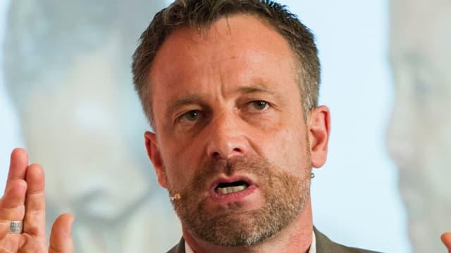 Markus Spillmann, langjähriger Chefredaktor der NZZ.