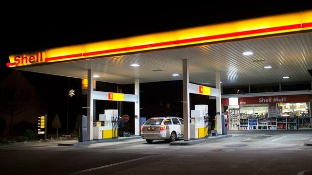 Tankstellenshop