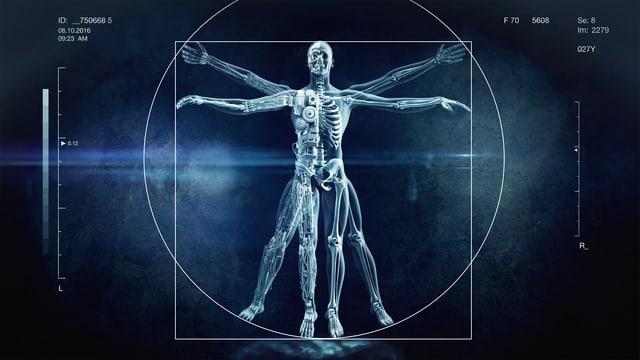 Thementag «SRF Menschmaschine»