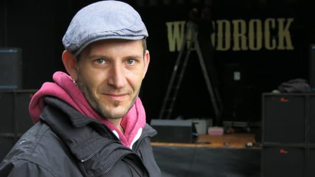 Der Woodrock-Organisator Nick Werren und seine Mitstreiter machen nach der 20. Ausgabe ihres Festivals Schluss.
