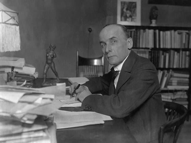 Harry Graf Kessler.