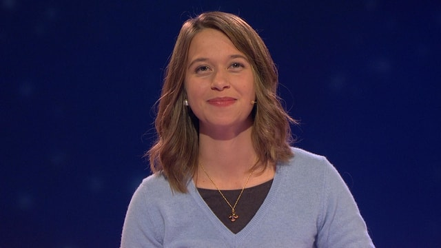 Video «Hatte Glück: Victoria Aebersold aus St. Moritz» abspielen