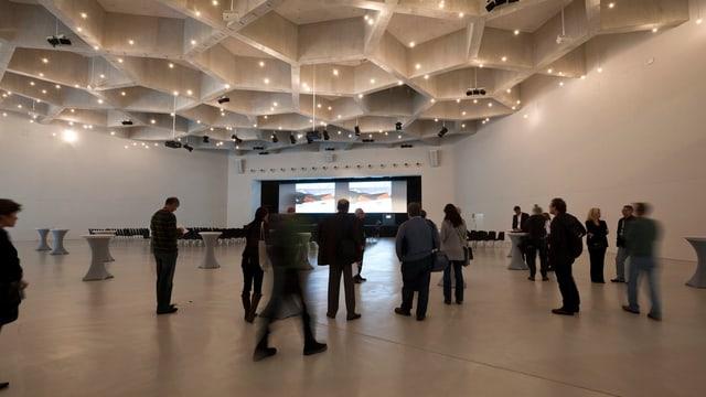 Davoser Kongresszentrum innen