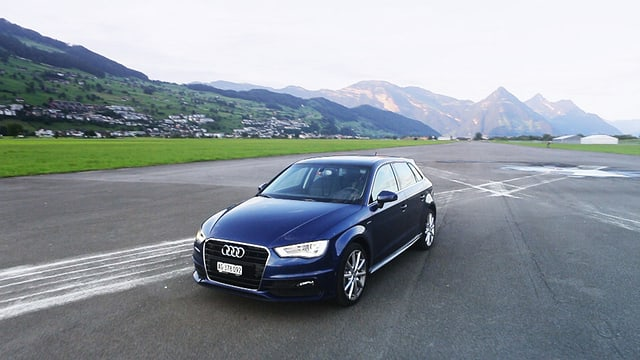 Video «Audi A3 g-tron, umweltfreundliche Treibstoffe, Traktor-Nostalgie» abspielen