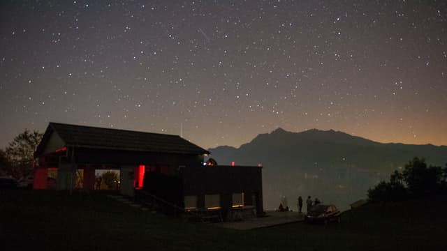 L'observatori Miraseilas è avert durant ils dis d'astronomia.