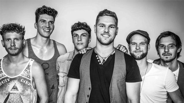 SRF 3 kürte die Band um den grossartigen Sänger Manuel Felder zum Best Talent im Juni 2014.