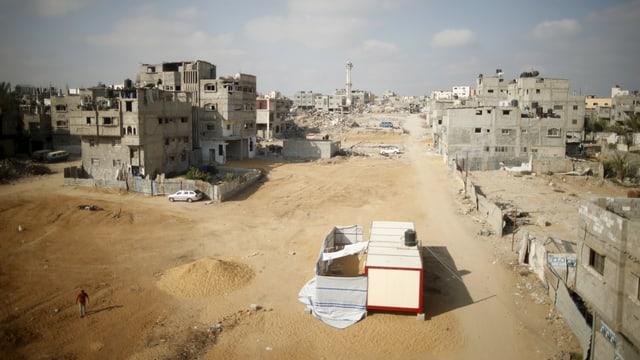 Der Gaza-Krieg 2014