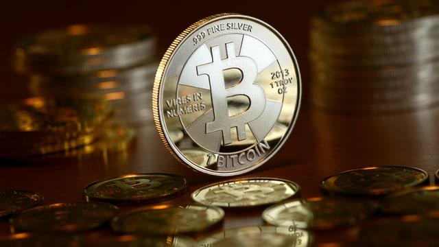 Bitcoin.