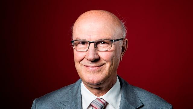 Der Geschäftsführer der Pallas Kliniken in Olten, Georgos Pallas.
