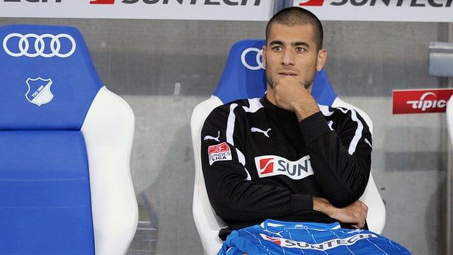 Eren Derdiyok dürfte in Hoffenheim nicht mehr glücklich werden.