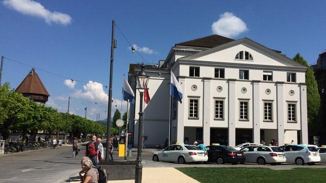 Das Luzerner Theater