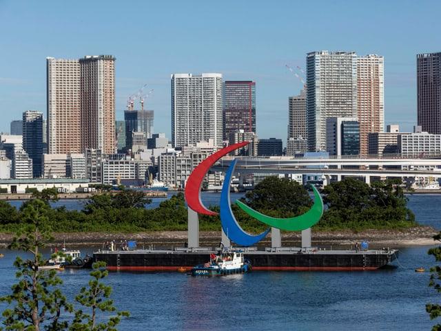 Die Paralympics beginnen am 24. August.